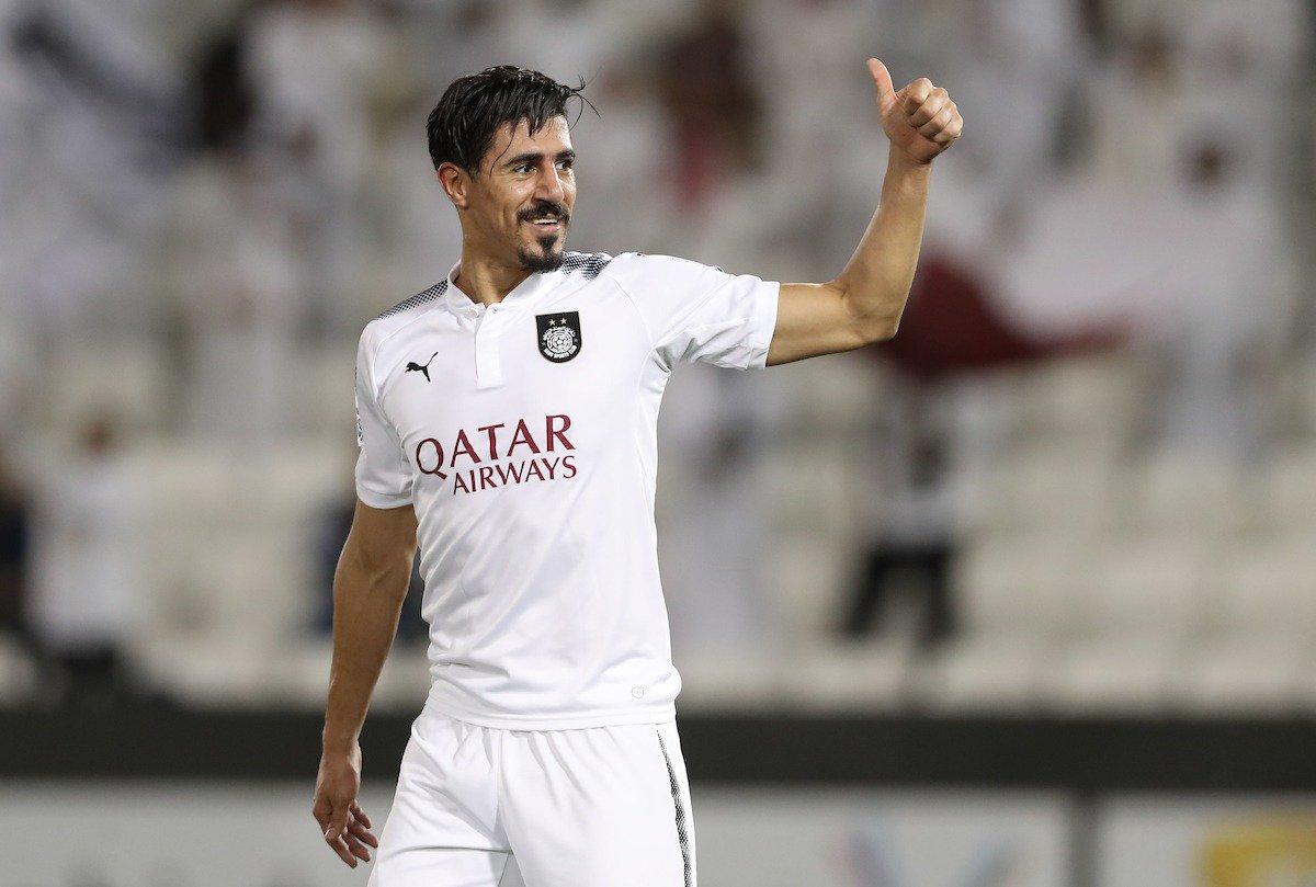 🎽 4 games ⚽ 5 goals  Bounedjah has score...