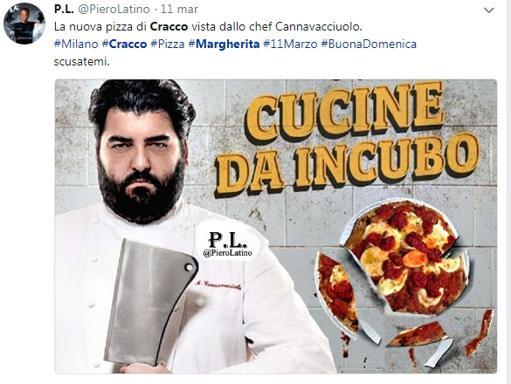 #Napoli La Margherita  di Cracco diventa...