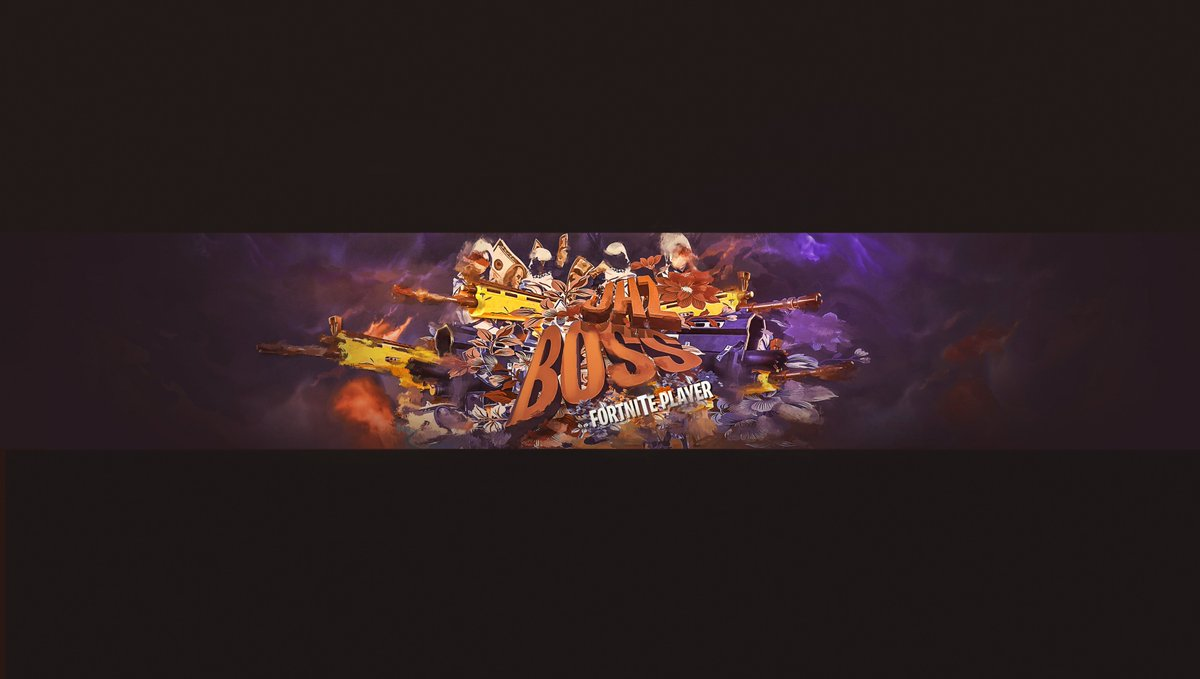 Zlux On Twitter Banner For A Friend Fortnite Theme