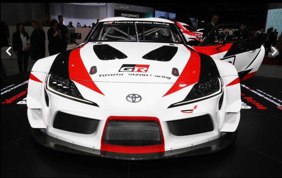 Https://www.motorauthority.com/news/1115726_everything We Know About The 2019  Toyota Supra U2026   (Via @motorauthority)pic.twitter.com/un4JIARNrb