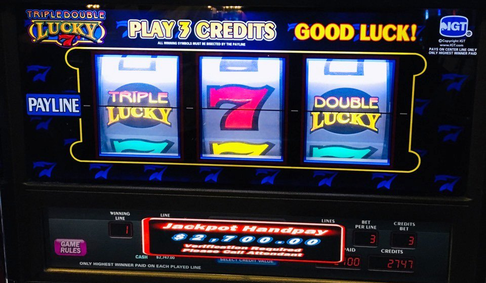 lucky 7 slot games