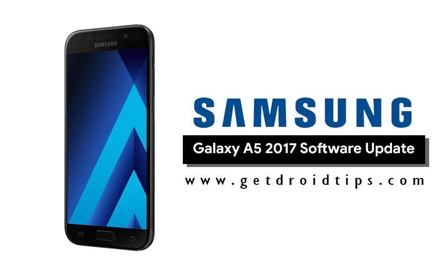 Download Install A520FXXU4BRB7 February 2018 Security for Galaxy A52017...