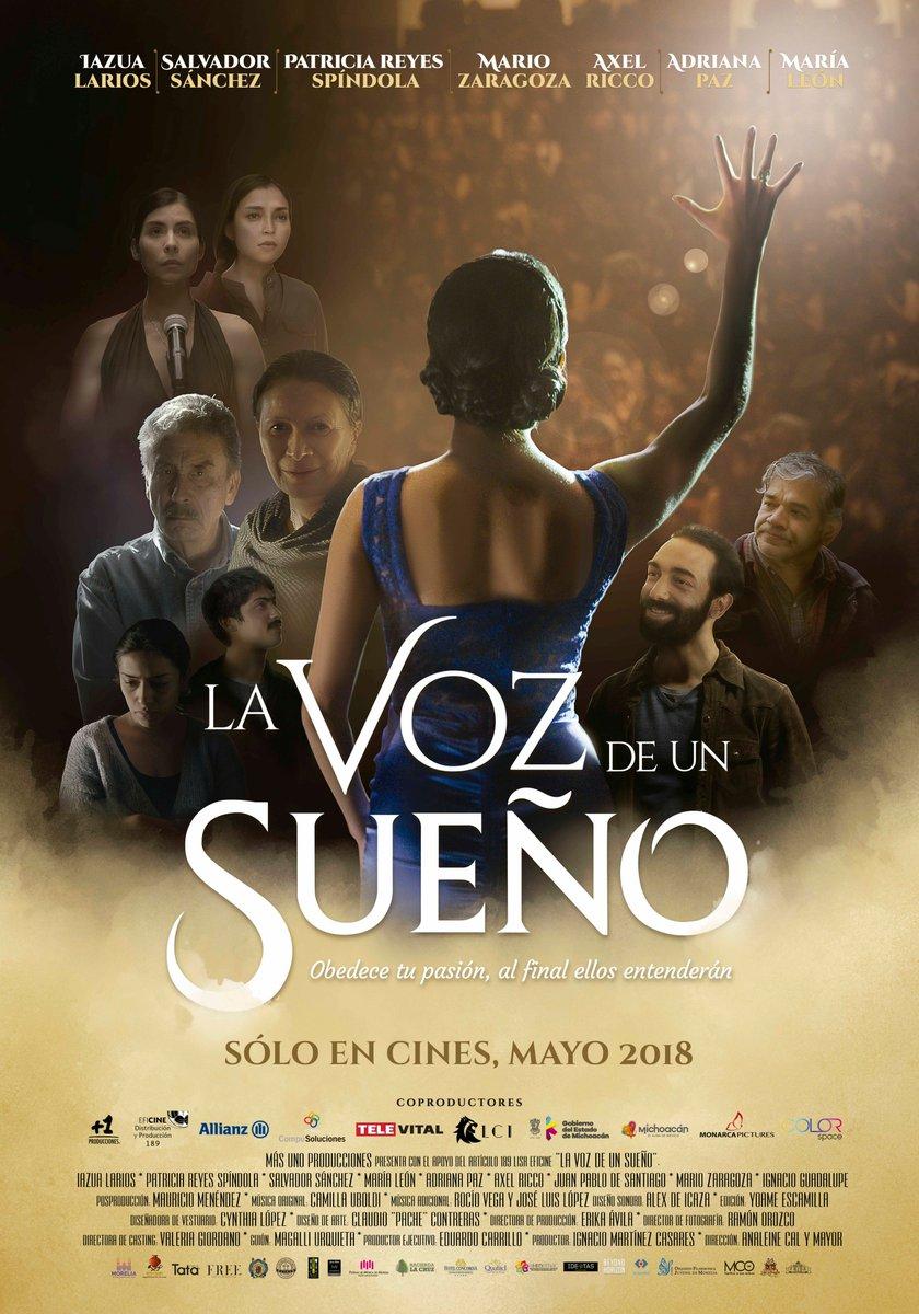 #SiAlgoMeGustaMucho es el póster oficial...