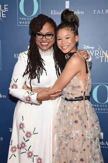 By positioning a brilliant black girl at the center of a stunning adventure where she must learn to trust herself and her abilities, DuVernay has immortalized #BlackGirlMagic... @midnightrami on @avas #WrinkleinTime @NBCNews #DIrectedbyWomen nbcnews.com/think/opinion/…
