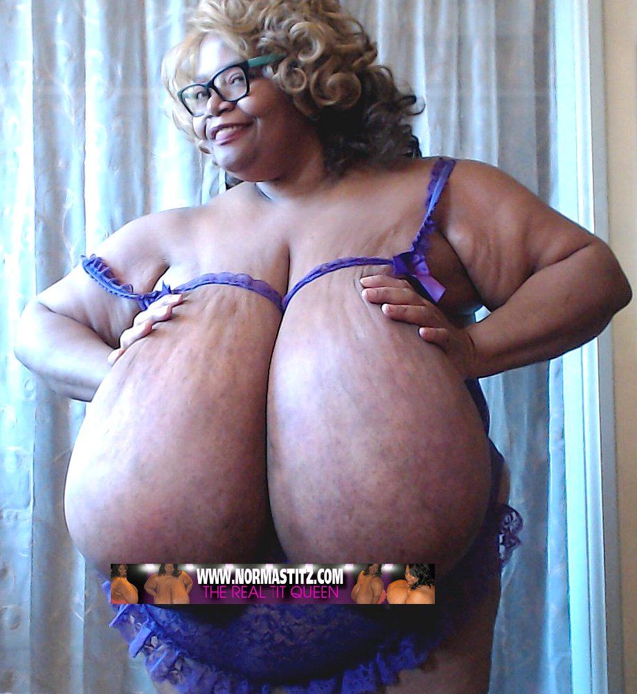 Norma stitz huge tits