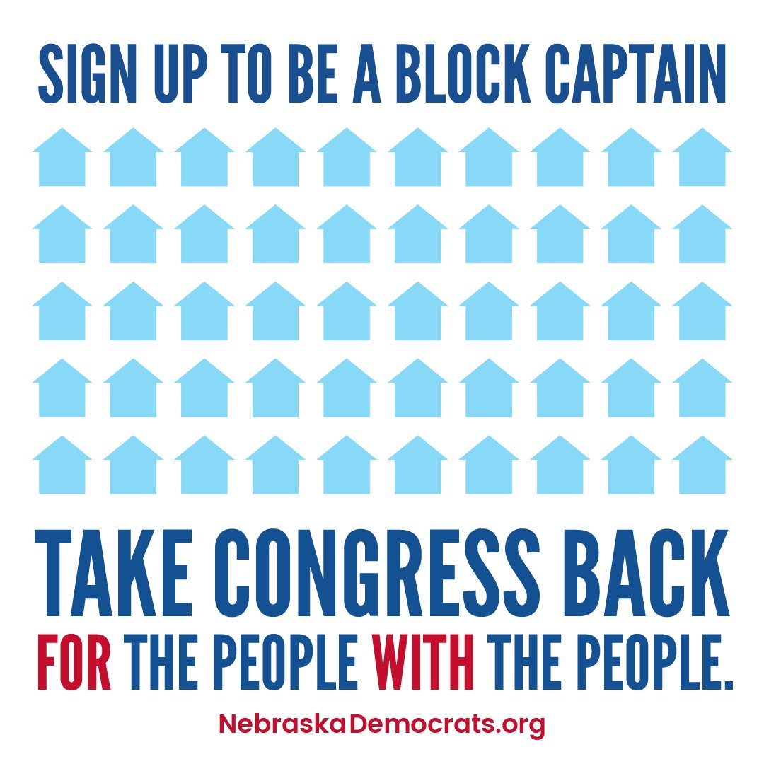 Interested in helping getting Democrats elected? Have only a few hours? Become a Block Captain! It is only 9 hours a year, and you make a critical difference in getting your neighbors to vote!  Find our more information on our blog! http://bit.ly/2iCiRER