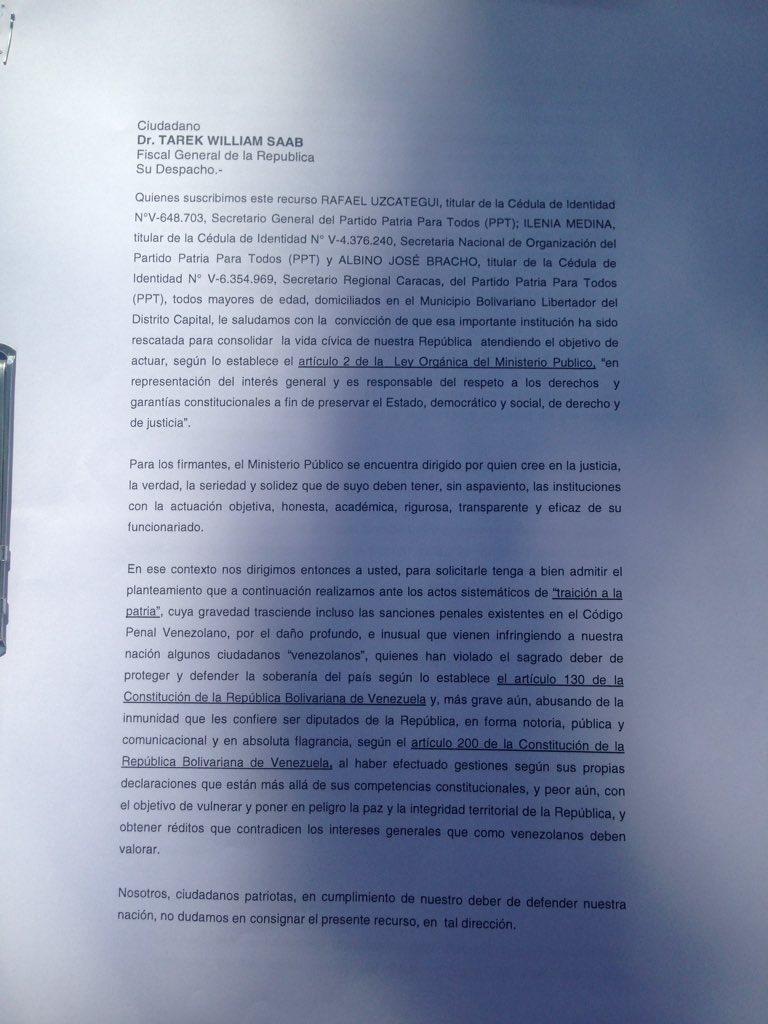 Panamá - Venezuela un estado fallido ? - Página 31 DYLQTprW4AEcsNy