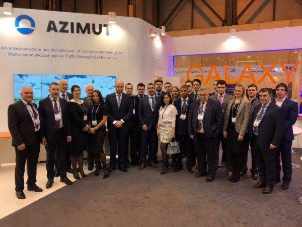 #AZIMUT на Всемирном конгрессе по организации воздушного движения World ATM Congress 2018 https://t.co/aOoQf7yPGp https://t.co/E7zZ44A1ng