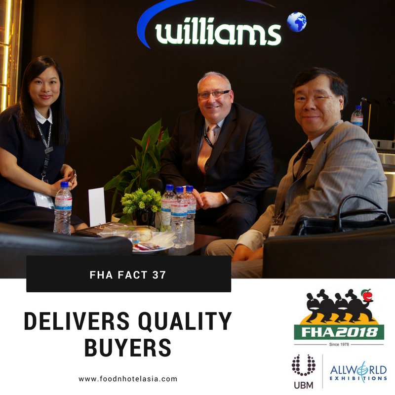 test Twitter Media - FHA fact 37: Meet the right buyers! FHA boasts of its ability to understand exhibitors' needs and delivers the right profile of high quality buyers to them. https://t.co/7mRtAo64jP #FHAturns40 #FHA2018 #Export #Asia #Visitors #Tradeshow #FHAFunFacts #SundayMotivation https://t.co/FrY22aL0yN