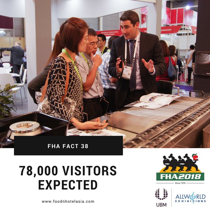 test Twitter Media - FHA fact 38: With over 78,000 trade visitors expected, FHA is well positioned to offer companies the best channel to exploit the great market potential available in Asia. https://t.co/7mRtAo64jP #FHAturns40 #FHA2018 #Export #Visitors #Tradeshow #FHAFunFacts #SaturdayMotivation https://t.co/YydgSuKjkV