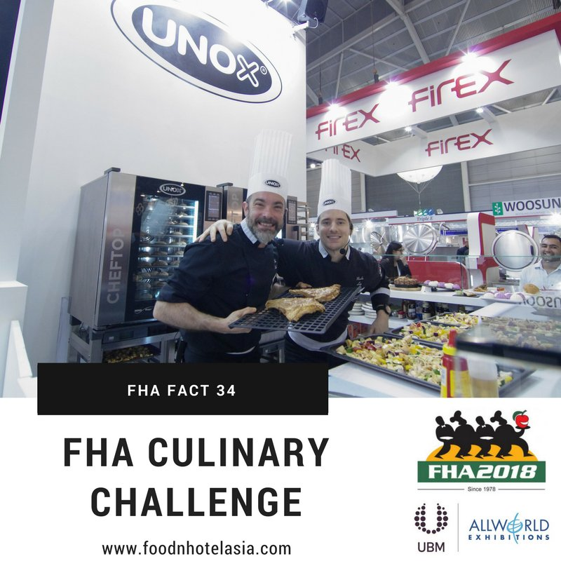 test Twitter Media - FHA fact 34: FHA Culinary Challenge is formerly known as the Food Asia Salon Culinaire. The legendary chef, Paul Bucose headed the first panel of judges at the Food Asia Salon Culinaire in 1978! https://t.co/lG1TyzZ7qN #FHAturns40 #FHAFunFacts #Tradeshow #Chef #WednesdayWisdom https://t.co/kYZpNZDCyU