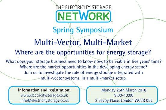 Electricity Storage Network Twitter Dandk Organizer