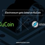 Image for the Tweet beginning: @electroneum (ETN) is now available