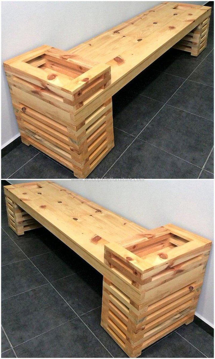 WOOD PALLET IDEAS FOR RECYCLE REUSE REPURPOSE