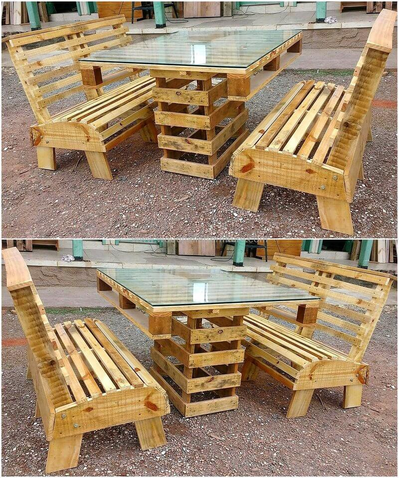 WOOD PALLET IDEAS FOR RECYCLE, REUSE, REPURPOSE, REMAKE, ...