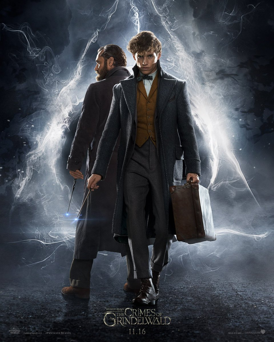 Fantastic Beasts: The Crimes of Grindelwald Movie Free Online