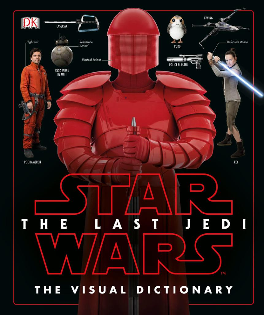 Here are 8 things we learned from #TheLastJedi's Visual Dictionary. https://t.co/yGp2dOtcjG https://t.co/FB1tPifVbX