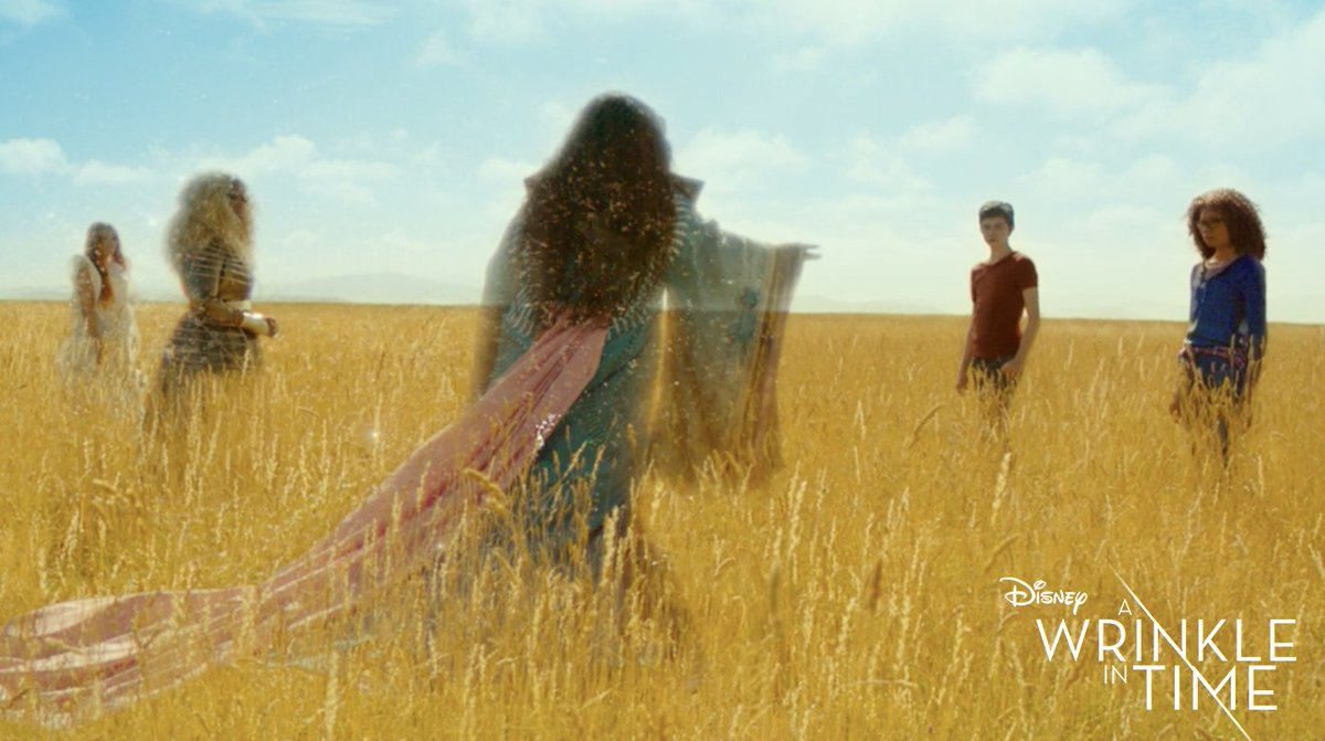 Watch a brand new clip from the #1 Family Movie in the country! Get tickets to see Disneys A #WrinkleInTime, now playing: bit.ly/WrinkleTix