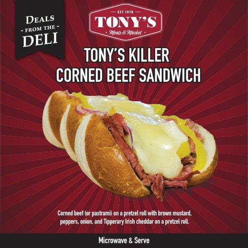 Tony's Market Picture