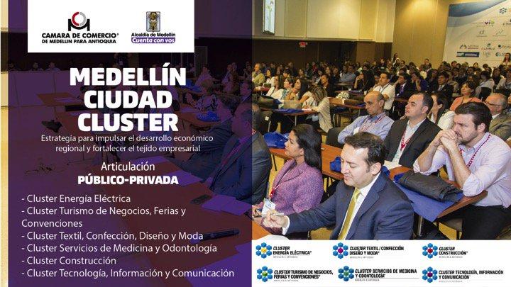 Para el desarrollo económico: Medellín c...