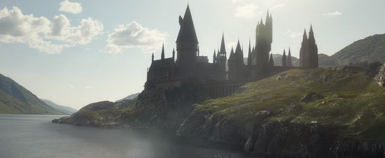 """""""Hogwarts è la mia casa"""" #FantasticBeast..."""