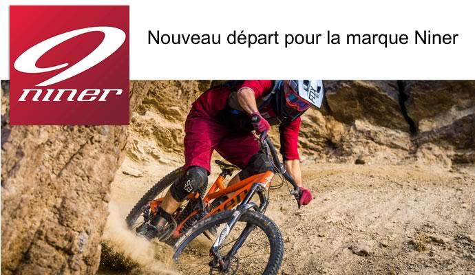 #VTT nouveau départ pour #Niner #Bikes...
