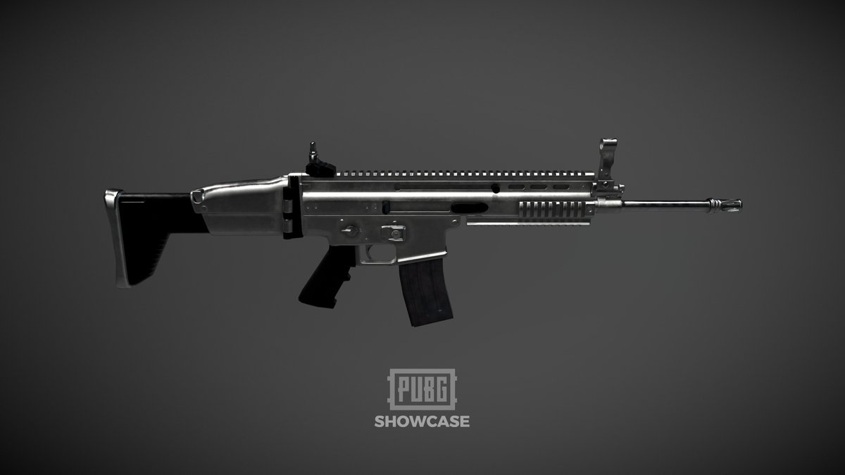 "3d Model By Pubgshowcase: PUBGShowcase On Twitter: ""We Believe That This Is How The"