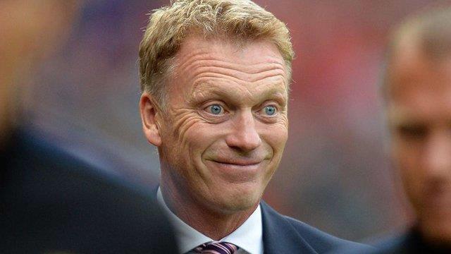 Desde que se fue Alex Ferguson, el entrenador que ha llegado más lejos en la Copa de Europa con el Manchester United es... DAVID MOYES.