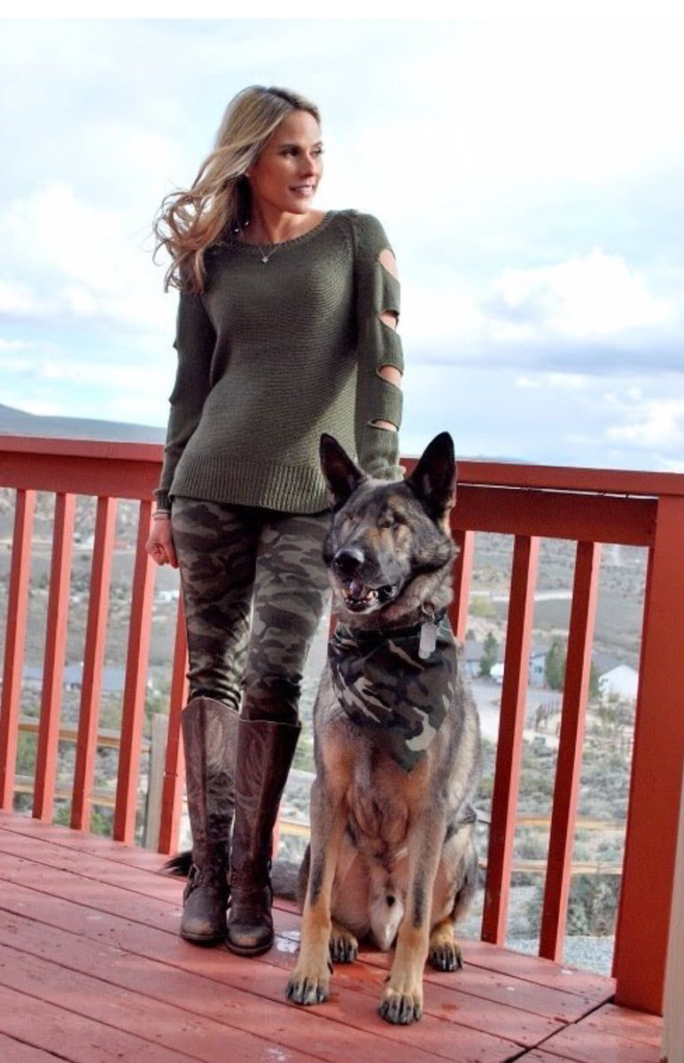 Happy K9 Veterans Day to my baby, Cpl Asur! Saving hundreds of Marines as a bomb sniffing dog on multiple deployments. On his deployment to Afghanistan he was blown up by an IED causing him to be blind & both eyes removed. He's enjoying retired life, spoiled on the Laflin ranch🐶