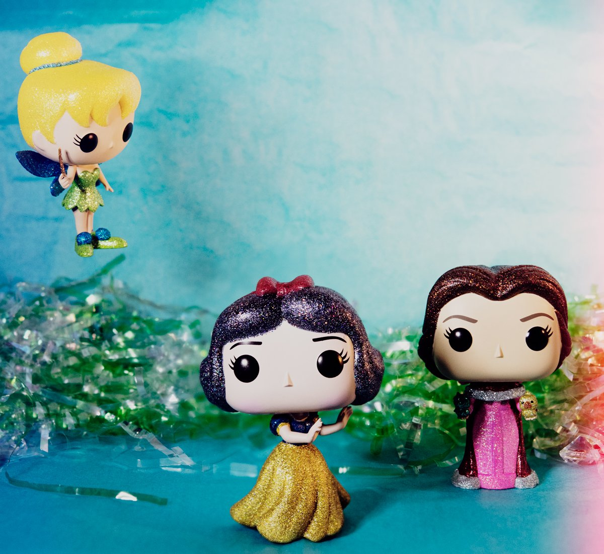 Happy #JewelDay! Were celebrating with our @HotTopic exclusive Diamond Collection Pop!s!