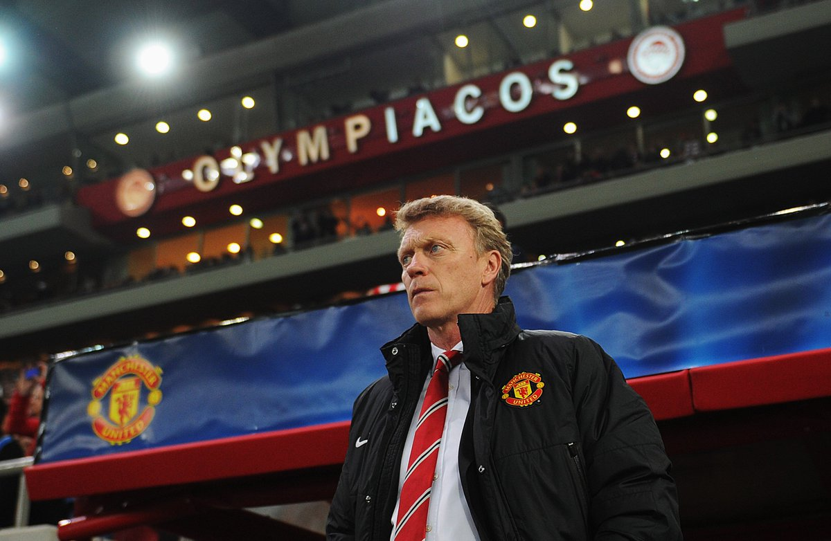 Man Utd have played just six Champions League knockout games since Sir Alex Ferguson retired at the end of 2012/13. David Moyes is the only manager to win one.