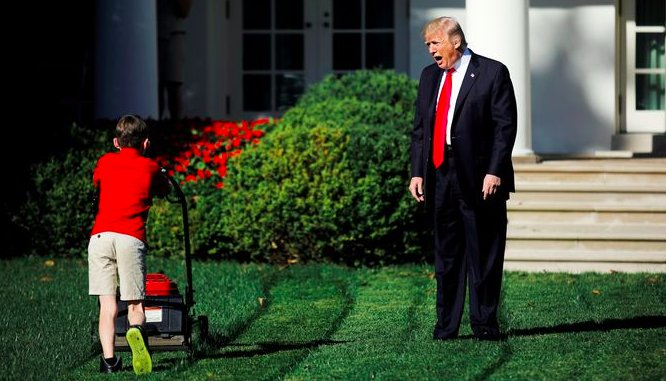 Hey Kid, want to be in the Space Force and go to Mars?