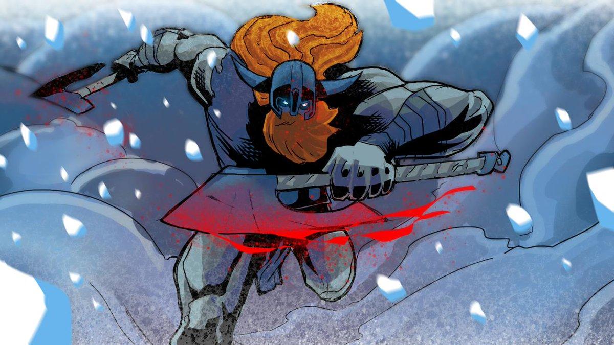 ICYMI - New Community Comic Collab Olaf vs. Everything Season 1 Link here ---> na.leagueoflegends.com/en/news/commun…