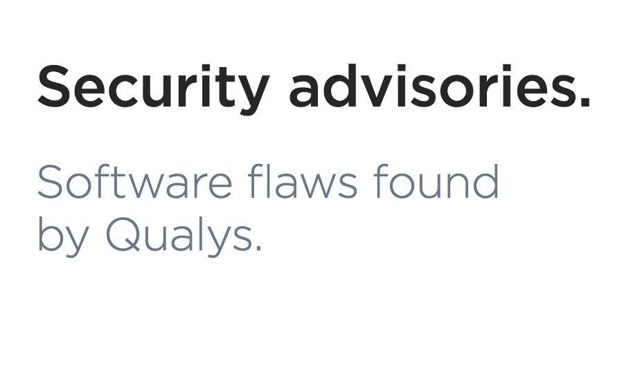 Qualys on Twitter: