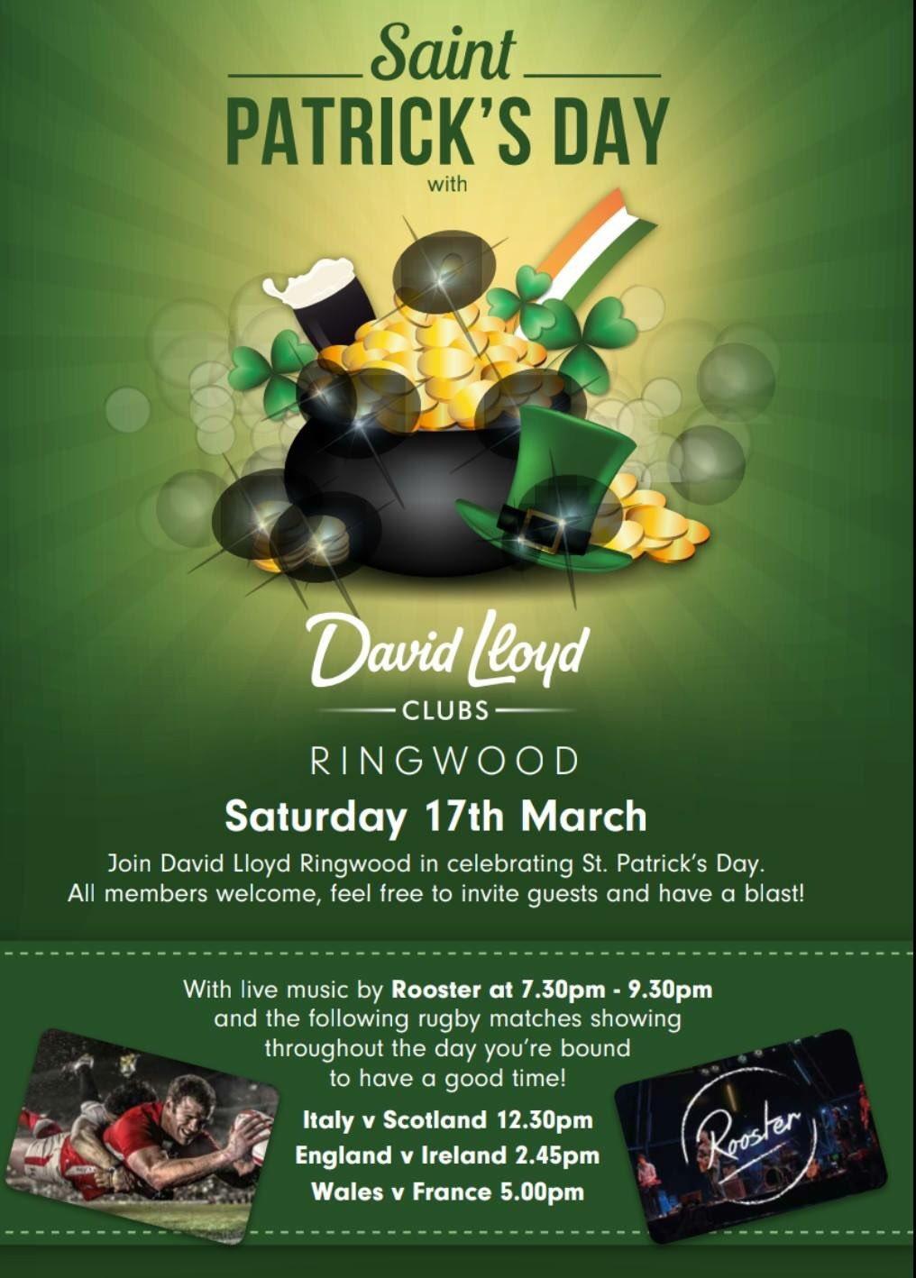 David Lloyd Ringwood >> David Lloyd Ringwood On Twitter A Day Of 6 Nations Rugby