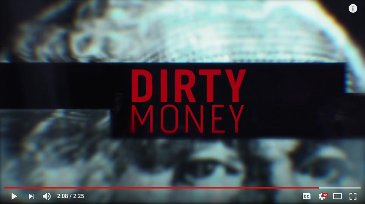 dirty money payday loans