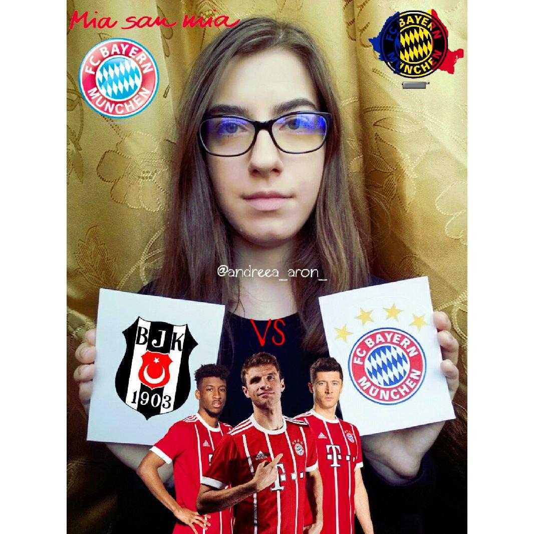 Estoy preparada para Beşiktaş contra Bay...
