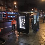 Over the weekend, our team of engineers have been installing these @ComfortUK 'Heavenly Nectar Fabric Softener' showcases on behalf of @JCDecaux_UK   Sites in #London & #Manchester are now complete and will be on show up to the 25th March.