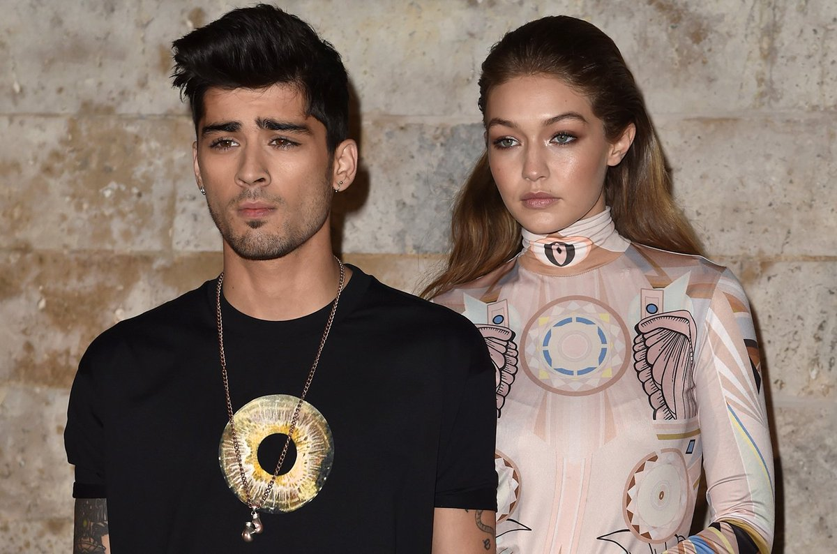 Zayn Malik confirms split with incredible soul Gigi Hadid blbrd.cm/BwmylA