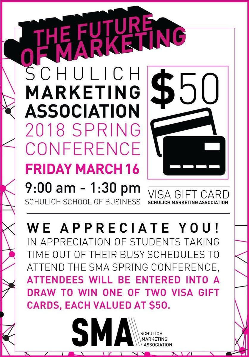 Schulich Marketing (@SchulichSMA) | Twitter