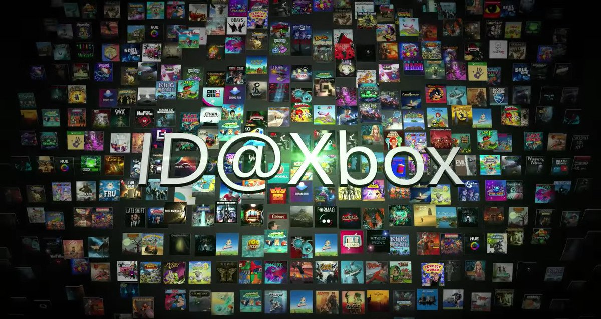 I'm giving away 10 ID@Xbox Games!  RT +...