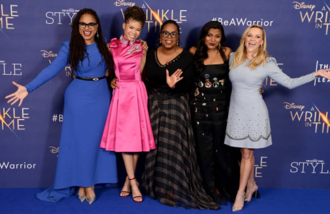 AvaDuVernay Fans's photo on #WrinkleInTime