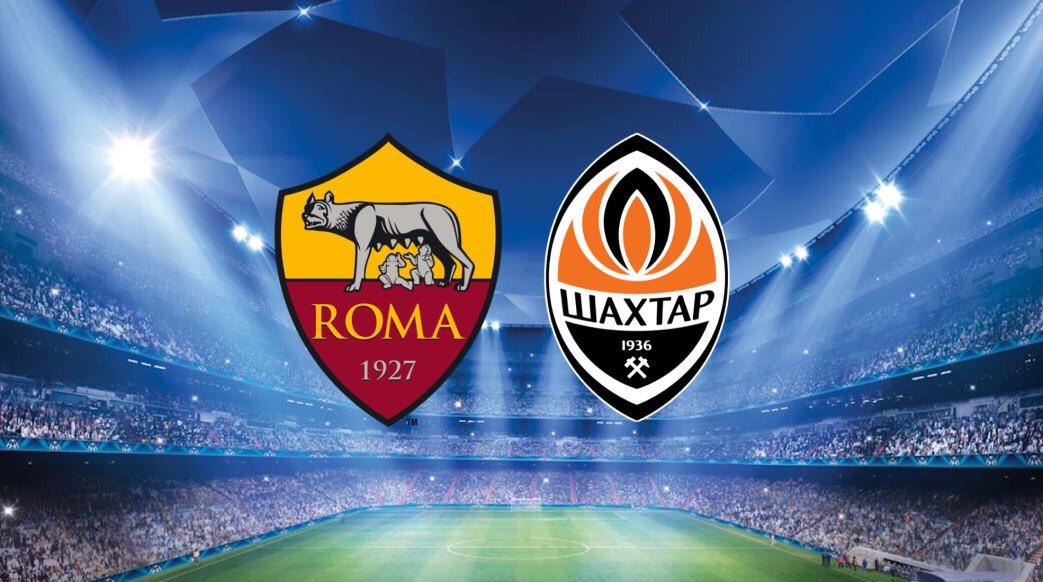 LIVE STREAM NOW Champions League: Roma - Shakhtar Donetsk goo.gl/qyNxbG #shaktarroma #Roma #RomaShakhtarDonetsk #RomaShakhtar #shakhtar #Livestream #livestreaming 1