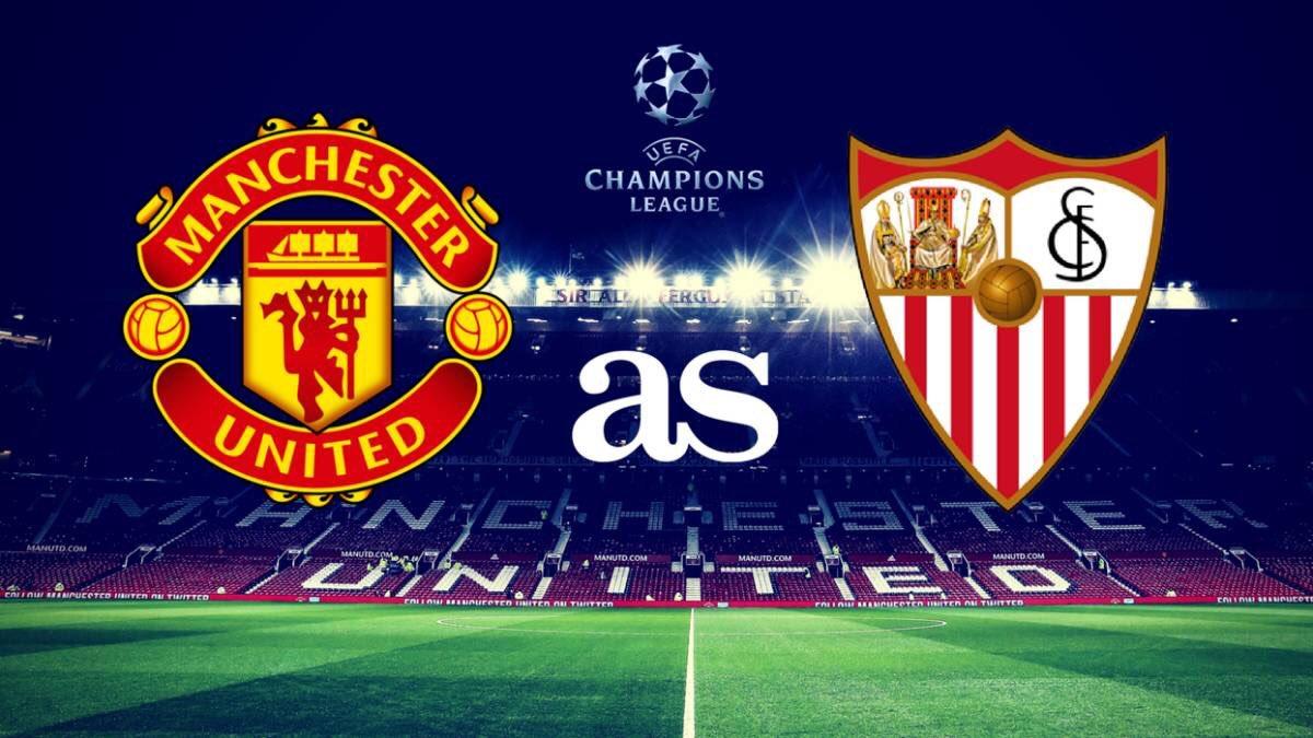 LIVE STREAM NOW Champions League: Manchester United - Sevilla goo.gl/aVZLM2 #ManUtd #MUNSEV #mcfc #Sevilla #SevillaFC #Livestream #livestreaming 1