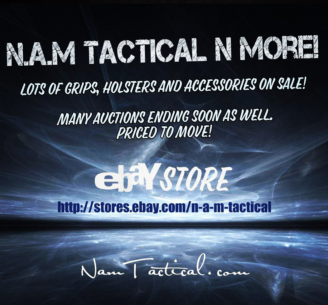 Namtacticalnmore On Twitter Lots Of Grips On Sale And Many Auctions Ending Soon Priced To Move Https T Co Hnheuhldgw 1911grips 1911parts 1911accessories Pistolaccessories Https T Co Kjytgznx28 Namtactical Paraordnance Para1911