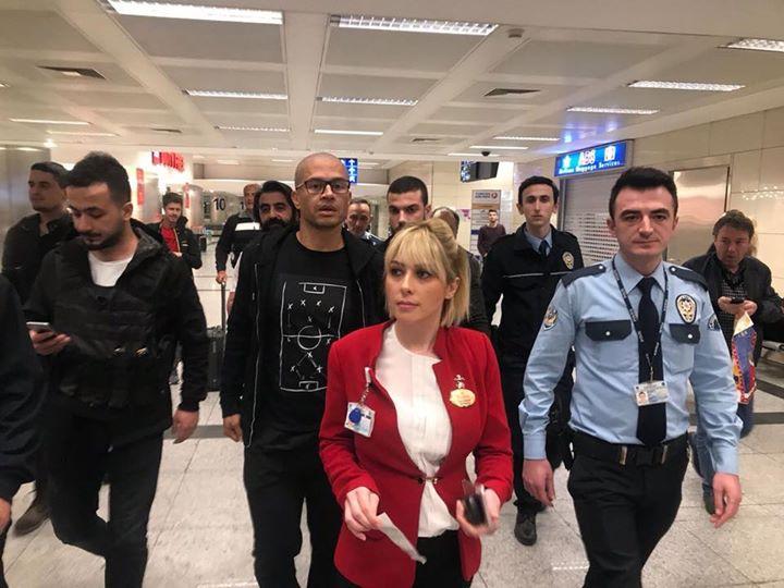Spor Spikeri Esra's photo on Alex de Souza İstanbul