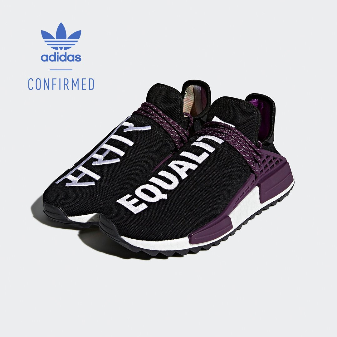 f3c29d11a8e2e Reservations for the  Pharrell x adidas NMD Hu Trail go live in 15 minutes  on the adidas Confirmed app for New York City