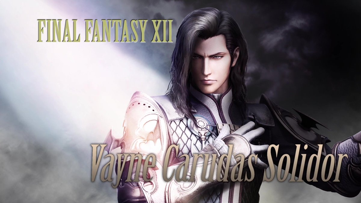 Vayne from FINAL FANTASY XII enters the legendary lineup of villains in late April for DISSIDIA FINAL FANTASY NT. Get the season pass now! #DissidiaFFNT #FFXII ➡️ sqex.to/6b_