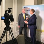 """Following today's presentation at #NLC18 by AI President Jim Murrett, MAI, SRA, """"The Intersection of Environmental Factors & the Valuation of Rural Property,"""" he enjoyed the opportunity to be interviewed by @commsource about this exciting topic."""
