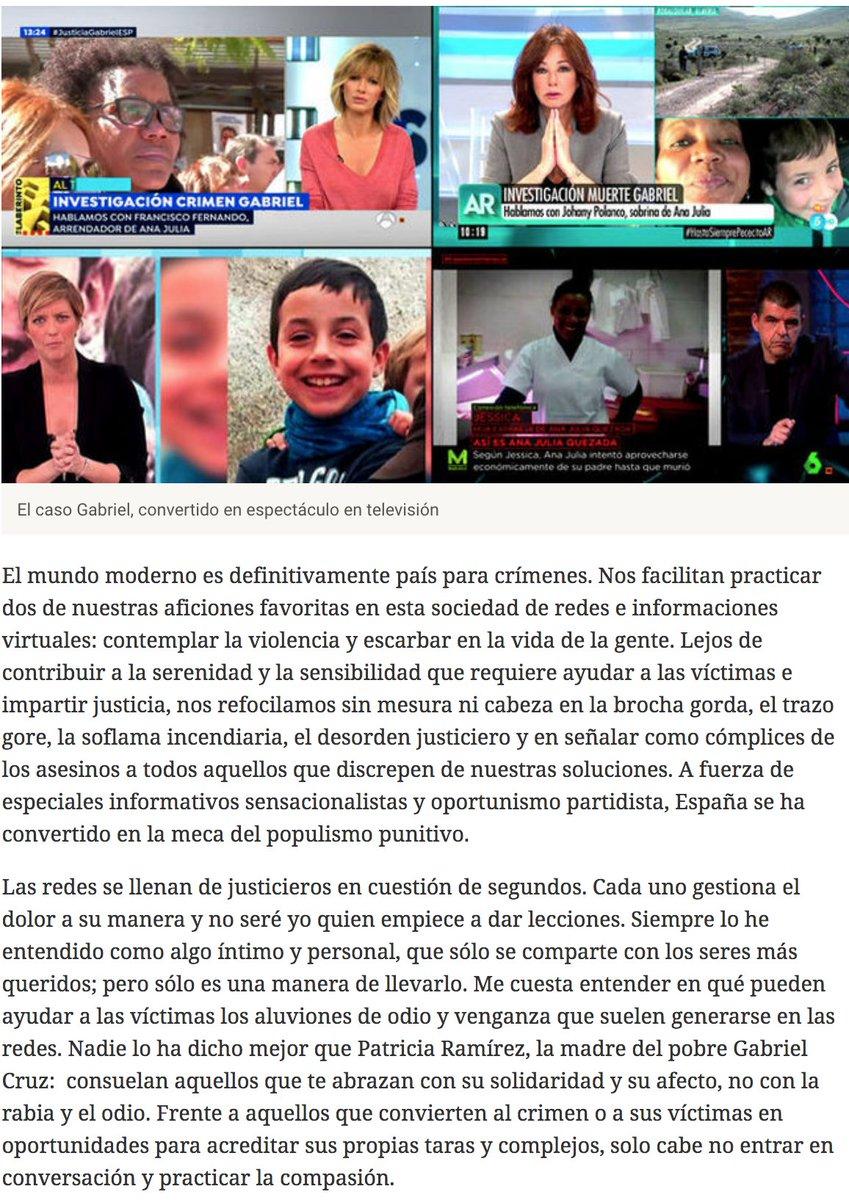 Gonzalo Semprún's photo on #MinisterioDeLaVerdad